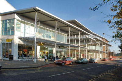 Royal Arms Retail Development, Omagh